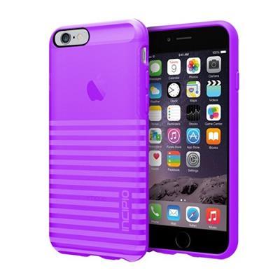 Incipio IPH-1182-NEONPRPL Rival Case for iPhone 6s & 6 - Translucent Neon Purple