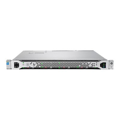 Hewlett Packard Enterprise 780020-S01 Smart Buy ProLiant D360 Gen9 - 1x 10-core Intel Xeon E5-2660 v3 2.60GHz Rack Server - 16GB RAM  no HDD  no Optical  Gigabi