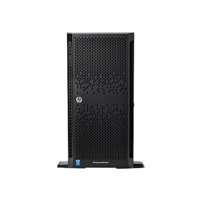Hewlett Packard Enterprise 776977 S01 ProLiant ML350 Gen9 Server tower 5U 2 way 1 x Xeon E5 2620V3 2.4 GHz RAM 8 GB SAS hot swap 2.5 no HDD