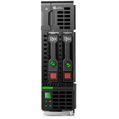 Hewlett Packard Enterprise 727029-B21 ProLiant BL460c Gen9 - 1x 10-Core Intel Xeon E5-2650 v3 2.30GHz Blade Server - 32GB RAM  no HDD  no Optical  Gigabit Ether