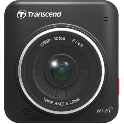 Transcend TS16GDP200 DrivePro 200 - Dashboard camera - 3.0 MP - 1080p - Wi-Fi - G-Sensor