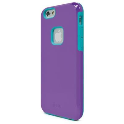 iLuv Creative Technology AI6PREGAPU Regatta Dual-layer Case for iPhone 6s Plus & iPhone 6 Plus - Purple