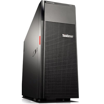 Lenovo 70DG0009UX TopSeller ThinkServer TD350 70DG - 1x 6-Core Intel Xeon E5-2620 v3 2.40GHz Tower Server - 8GB RAM  no HDD  DVDRW  Gigabit Ethernet  RAID 720ix