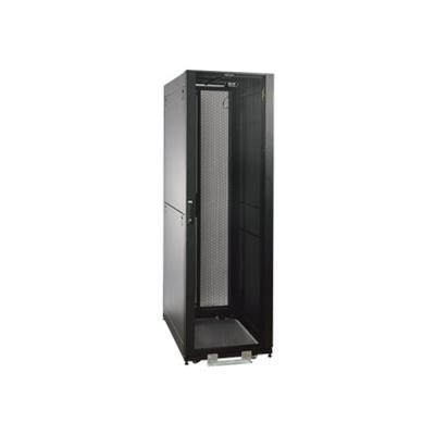 TrippLite SR2400 42U Value Series Rack Enclosure Cabinet with Doors & Side Panels 2400lb Capacity