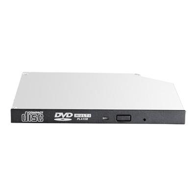 Hewlett Packard Enterprise 726536-B21 9.5mm SATA DVD-ROM JackBlack Gen9 Optical Drive