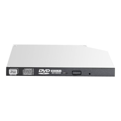 Hewlett Packard Enterprise 726537-B21 9.5mm SATA DVD-RW JackBlack G9 Optical Drive