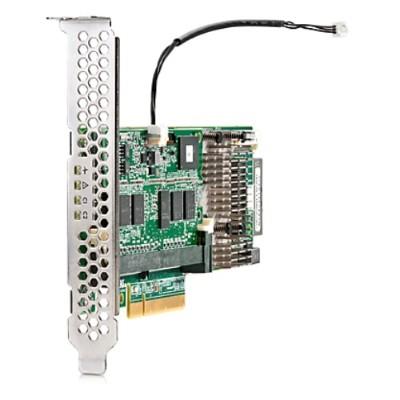 Hewlett Packard Enterprise 726821-B21 Smart Array P440/4GB FBWC 12Gb 1-port Internal SAS Controller
