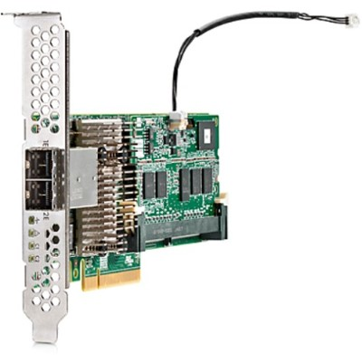 Hewlett Packard Enterprise 726825-B21 Smart Array P441/4GB FBWC 12Gb 2-ports External SAS Controller