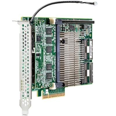 Hewlett Packard Enterprise 726897-B21 Smart Array P840/4GB FBWC 12Gb 2-ports Internal SAS Controller