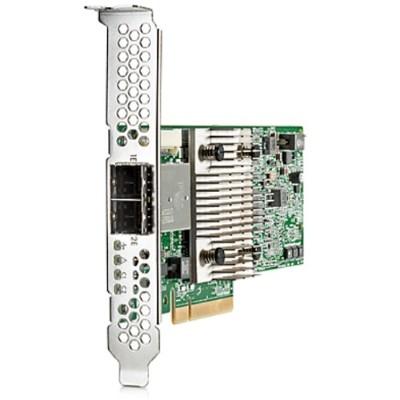 Hewlett Packard Enterprise 726911-B21 H241 12Gb 2-ports External Smart Host Bus Adapter