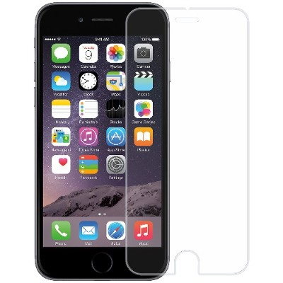 Amzer Amz97364 Kristal Tempered Glass Hd Screen Protector For Iphone 6 Plus