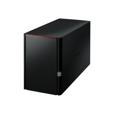 Buffalo LS220DE LinkStation 220 - NAS server - 0 TB