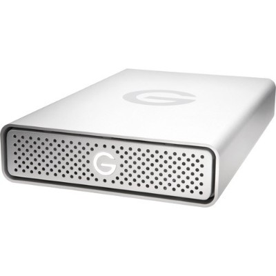 G-Technology 0G03902 2TB G-DRIVE G1 USB 3.0 Hard Drive
