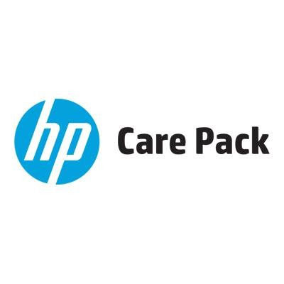 Hewlett Packard Enterprise U6D95E Next Business Day Proactive Care Service - Extended service agreement - parts and labor - 5 years - on-site - 9x5 - response t