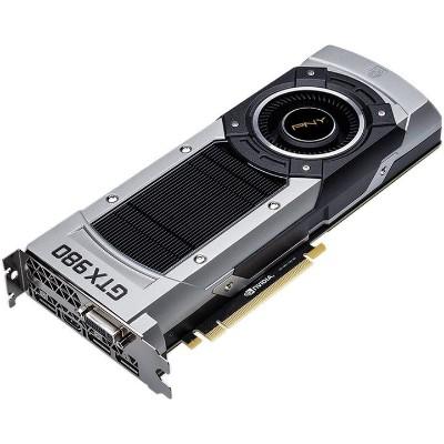 PNY VCGGTX9804XPB-CG NVIDIA GeForce GTX 980 4096MB GDDR5 PCI-E 3.0 Graphics Card