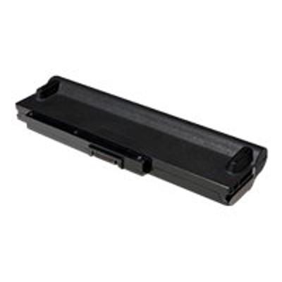 Toshiba PA5162U-1BRS Notebook battery - 1 x lithium ion 6-cell 5800 mAh - for Portégé R30