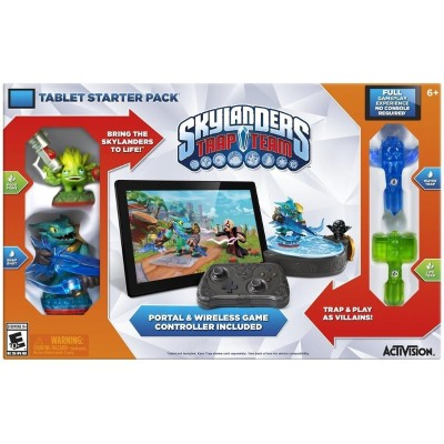 Activision 87131 Skylanders Trap Team Starter Pack - Tablet