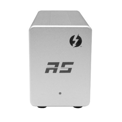 High Point Technologies RS6351A RocketStor Thunderbolt 2 I/O Dock with eSATA / USB3 / Audio / Ethernet