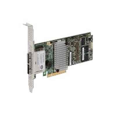 Lenovo 4XB0F28699 LSI 9286CV-8e - Storage controller (RAID) - SATA 6Gb/s / SAS 6Gb/s - 600 MBps - RAID 0  1  5  6  10  50  60 - PCIe 3.0 x8 - for ThinkServer RD