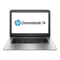 HP Chromebook 14 G3 NVIDIA Tegra K1 CD570M Quad-Core 2.10GHz - 2GB RAM, 16GB SSD, 14
