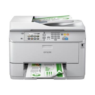 Epson C11CD08201 WorkForce Pro WF-5620DWF - Multifunction printer - color - ink-jet - A4 (8.25 in x 11.7 in)  Legal (8.5 in x 14 in) (original) - A4/Legal (medi