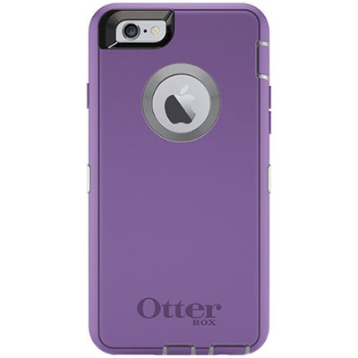 Defender Series Case for iPhone 6 - Plum Punch
