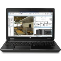 HP Smart Buy ZBook 15 G2 Intel Core i7-4710MQ Quad-Core 2.50GHz Mobile Workstation - 8GB RAM, 1TB HDD, 15.6