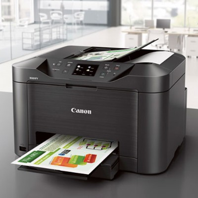 Canon - MAXIFY MB5020 Wireless All-In-One Printer - Black 9627B002