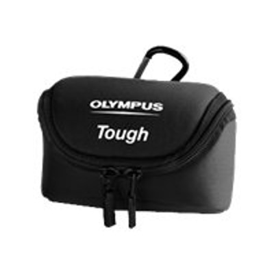Olympus 202584 Tough - Case for camera - neoprene - black - for TG-830 TG-860 Stylus Tough TG-4 TG-850 TG-860 TG-870 Tough TG-830