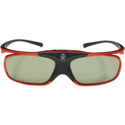 Optoma ZD302 ZD302 DLP Link - 3D glasses - active shutter - for  DH1008  H111  HD151  HD36  ML1500  ML750  S310  W316  W350  W351  X313  X350  X351 13288873