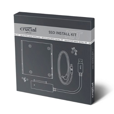 Crucial CTSSDINSTALLAC SSD Install Kit