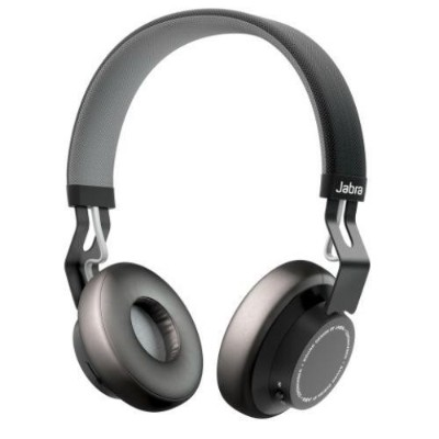 Jabra 100-96300000-02 Move Wireless Bluetooth Headphones - Black