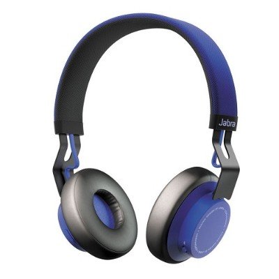 Jabra 100-96300001-02 Move Wireless Bluetooth Headphones - Blue