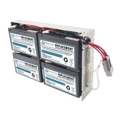 eReplacements SLA23-ER RBC23-SLA23-ER - UPS battery - 1 x lead acid - for P/N: SUA1000R2ICH  SUA1000RMI2U(P)  SUA1000RMI2U-3EW  SUA1000RMI2U-3XW  SUA1000RMI2U-5