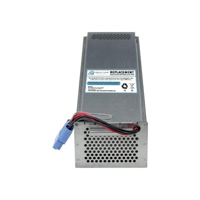 eReplacements SLA27-ER RBC27-SLA27-ER - UPS battery - 1 x lead acid - for P/N: SU2200RMXL3U  SU2200RMXLI3U  SU3000RMXL3U  SU3000RMXLI3U  SU48R3XLBP  SU48RMXLBP3