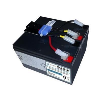 eReplacements SLA48-ER RBC48-SLA48-ER - UPS battery lead acid - for P/N: DLA750  DLA750I  SMT750  SMT750I  SMT750TW  SMT750US  SUA750  SUA750I  SUA750IX38