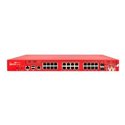 WatchGuard WGM44071 Firebox M440 - High Availability - security appliance - with 1 year Support Service - 27 ports - 10 GigE - 1U