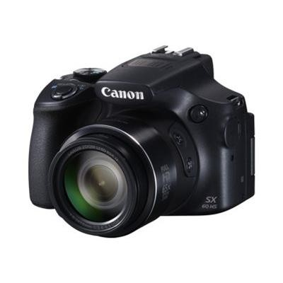 Canon 9543B001 PowerShot SX60 HS - Digital camera - compact - 16.1 MP - 65 x optical zoom - Wi-Fi NFC