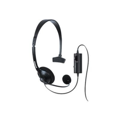 dreamGEAR DGPS4-6409 Broadcaster Headset - Headset - on-ear - for Sony PlayStation 4