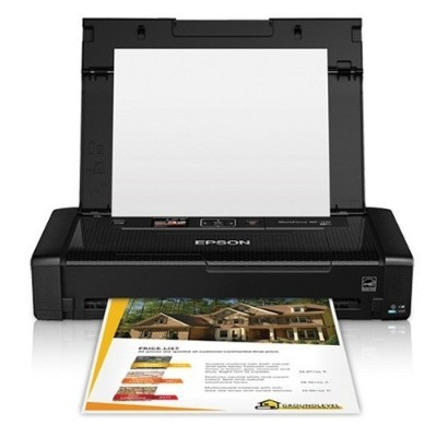 Epson C11CE05201 WorkForce WF-100 Mobile Printer