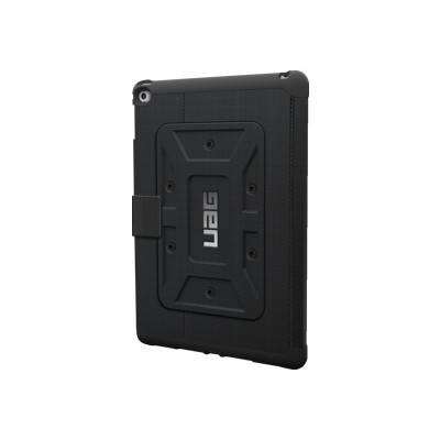 Urban Armor Gear UAG-IPDAIR2-BLK-VP Scout Folio for iPad Air 2