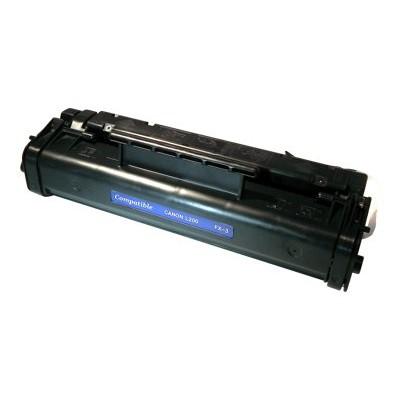eReplacements FX-3-ER FX-3-ER - 1 - toner cartridge (alternative for: Canon FX-3) - for Canon CFX-L3500  FAX L220  L295  FAXPHONE L80  LASER CLASS 1060  20XX  M