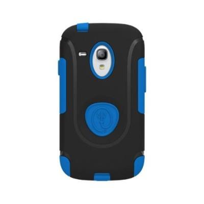 Trident Case Ag-sam-s3mini-blu Aegis Case For Samsung Galaxy S Iii Mini - Blue