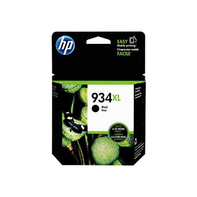 HP Inc. C2P23AN 934XL High Yield Black Original Ink Cartridge