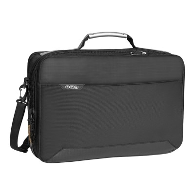 Ogio International 117056.03 Axle Top Zip - Notebook carrying case - 17 - black