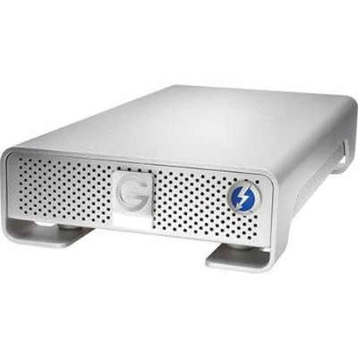 G-Technology 0G04023 6TB G-DRIVE with Thunderbolt