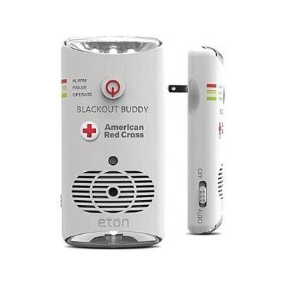 Eton ARCBBCO10W_SNG Blackout Buddy Co Detector Flashlight