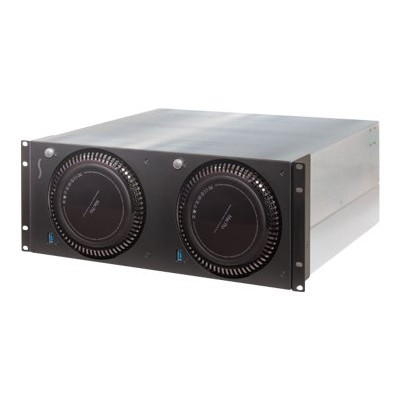 Sonnet RACK-PRO-2X RackMac Pro 4U Rackmount Kit for 2 Mac Pros
