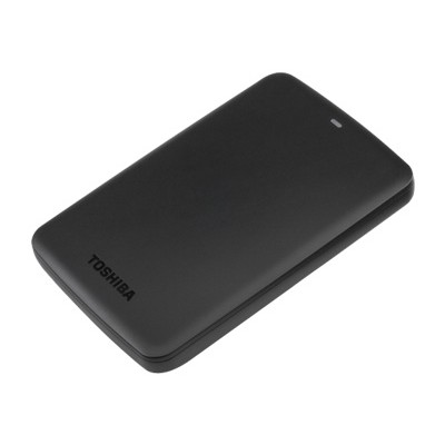 Toshiba HDTB310XK3AA 1TB Canvio Basics Portable Hard drive USB 3.0 - Black