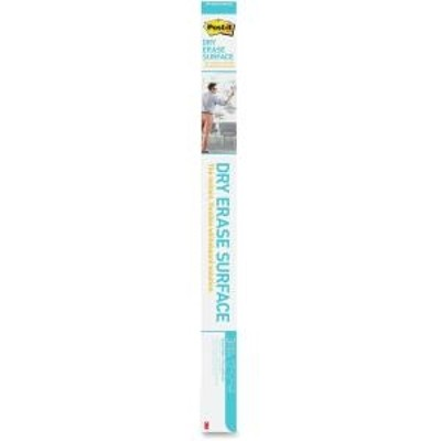 3M DEF4X3 Dry Erase Surface White 3 ft x 4 ft